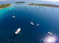Blue Lagoon Trogir summer time