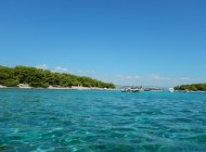 Blue Lagoon & 3 Islands speedboat tour