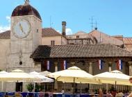 Trogir-center-from-Split-Croatia