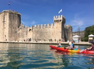 Castle Kamerlengo Split Trogir kayaking