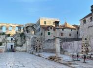 Diocletian-palace-ruins-in-Split-Croatia