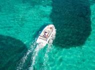 Speedboat-to-Blue-Lagoon-from-Split-Croatia