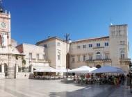 Square-in-Zadar-city