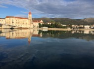 Trogir coast