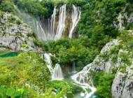 Waterfalls-on-Plitvice-Lakes