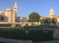 Zadar-ruins-on-main-square