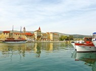 seaside Trogir coast
