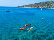 start-sea-kayak-from-Split-Croatia
