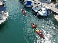 Split Trogir rent a kayak