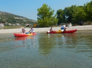 Split rent a kayak in Trogir