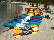 rent a kayak split croatia